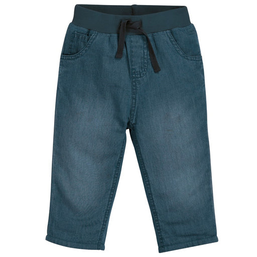 FRUGI - Jean Comfy coton bio - Light Wash Denim