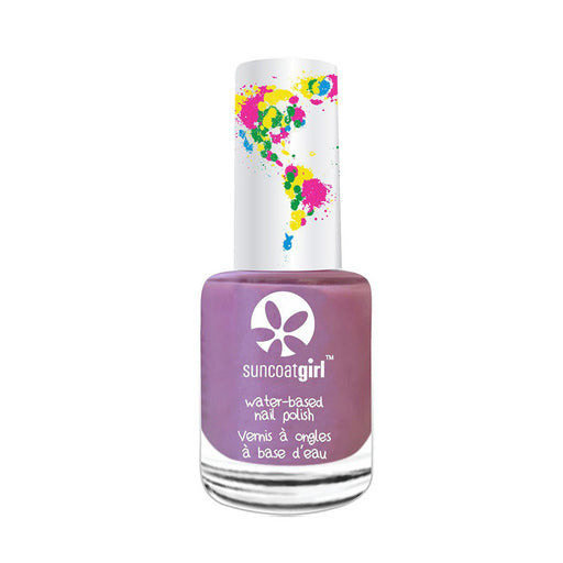 SUNCOAT GIRL - Vernis à ongles à base d'eau pelable - Princess Purple