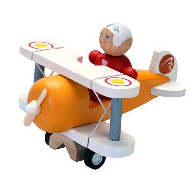 PLANTOYS - Avion et son pilote