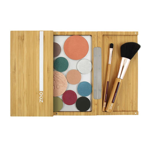 ZAO MAKE UP - La bamboo box