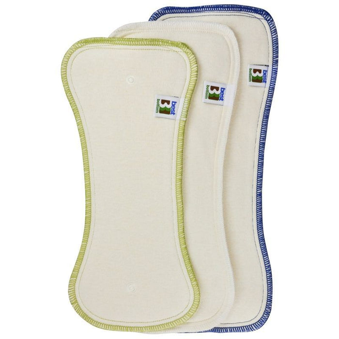 BEST BOTTOM DIAPER - Booster nuit - Chanvre et coton bio
