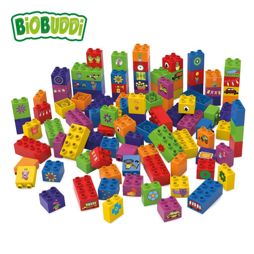 Biobuddi - 100 Blocs de construction