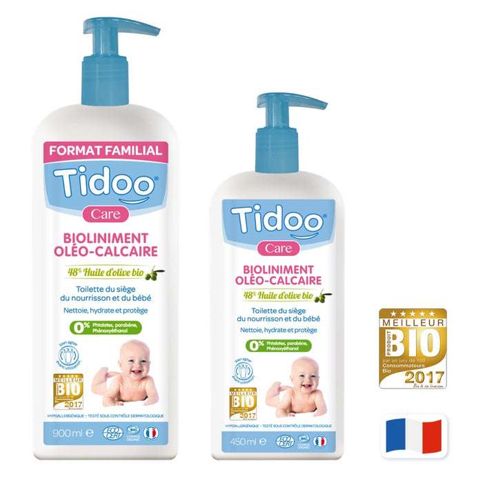 TIDOO CARE - Bioliniment Oléo-Calcaire