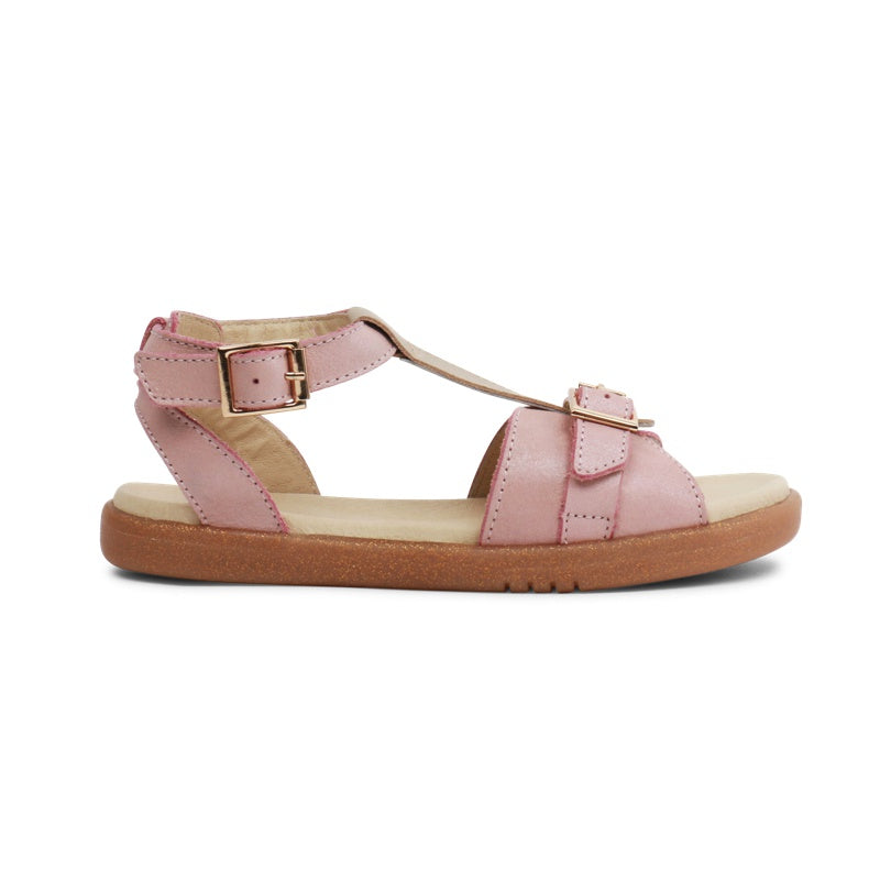BOBUX -  Chaussures cuir souple Kid+ Hera - Blush Gold
