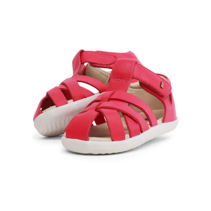 BOBUX - Chaussures cuir souple Step Up Tropicana - Watermelon
