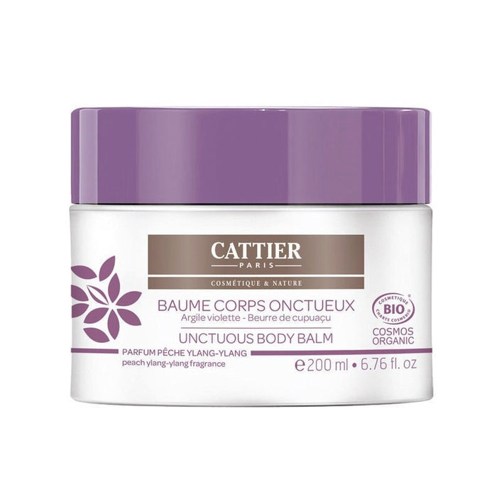 Cattier - Baume corps onctueux bio - 200 ml