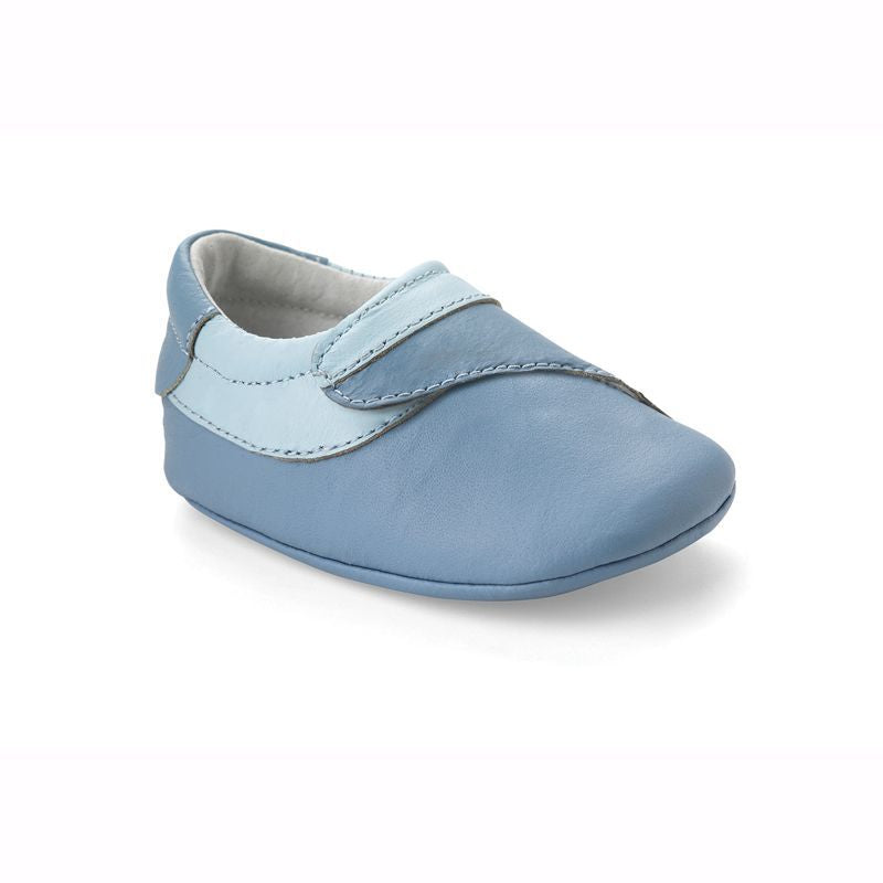 BOBUX - Chaussons Cuir souple New-b - Icing on the cake Bubblegum