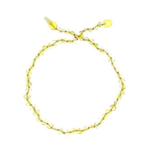 BALTICWAY - Collier enfant Ambre baroque citrus
