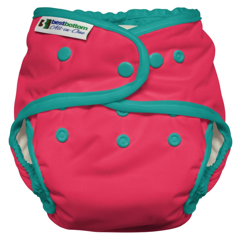 BEST BOTTOM DIAPER - Couche lavable All In One Heavy Wetter - Same Old Love