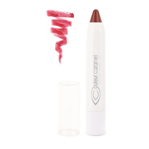 COULEUR CARAMEL - Crayon à lèvres bio Twist and Lips - 401 Beige rouge