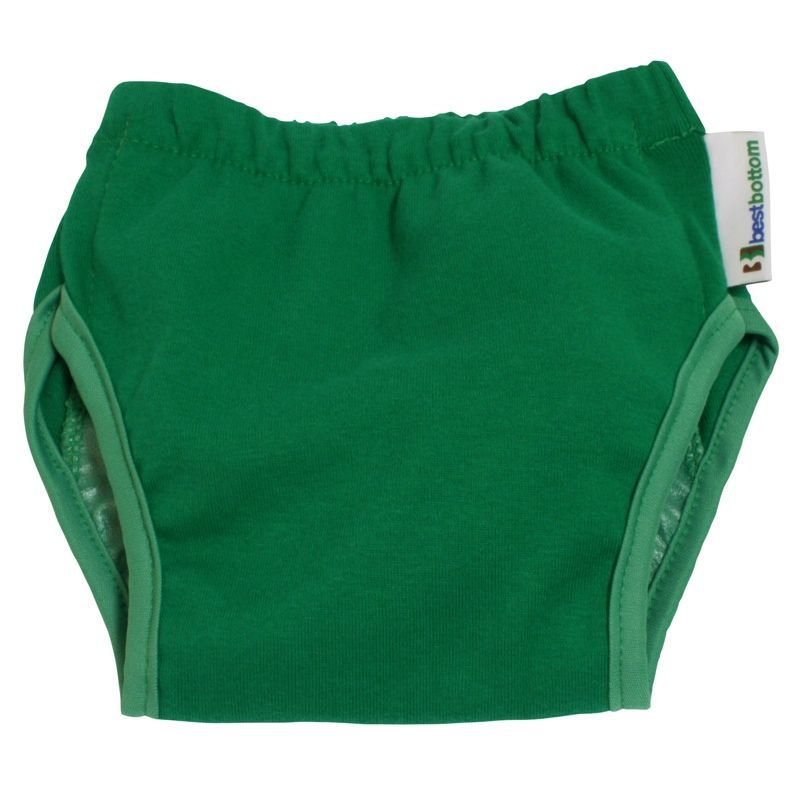BEST BOTTOM DIAPER - Culotte d'apprentissage - Pistachio