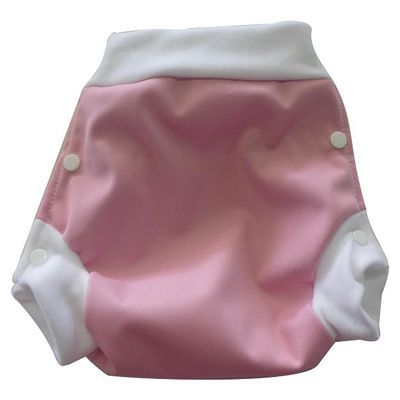 LULU NATURE - Culotte de protection Lulu Boxer - Rose
