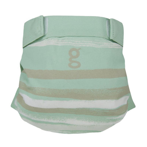 GDIAPERS - Culotte Little gPants - Gee I Love the Sea Blue