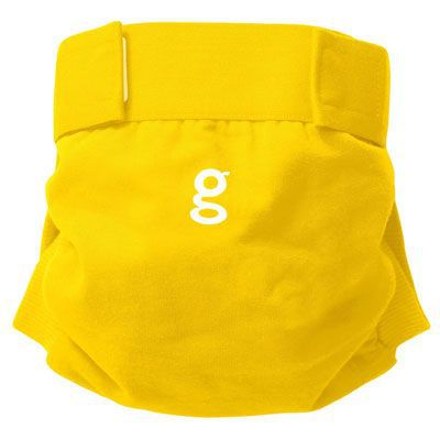 GDIAPERS - Culotte Little gPants - Good Morning Sunshine