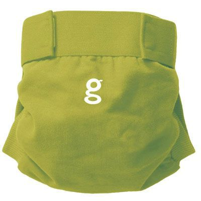 GDIAPERS - Culotte Little gPants - Guppy Green