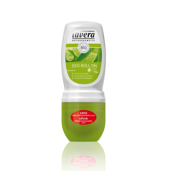 LAVERA - Deodorant Roll-on Lime Sensation