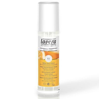 LAVERA - Déodorant spray Orange-Argousier