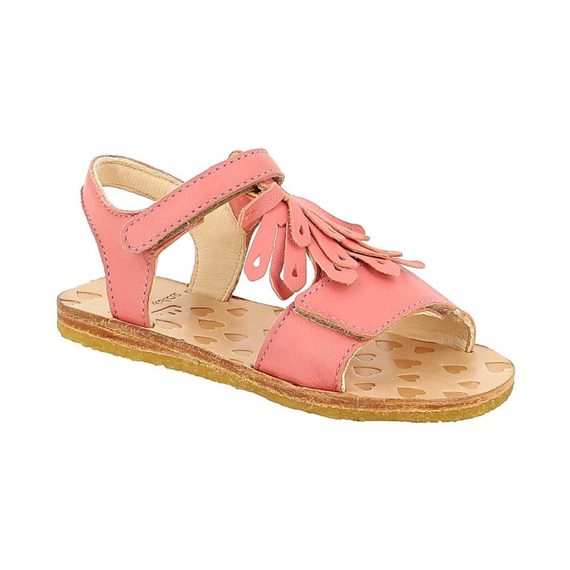 EASY PEASY - Sandales en cuir Like - Rosy