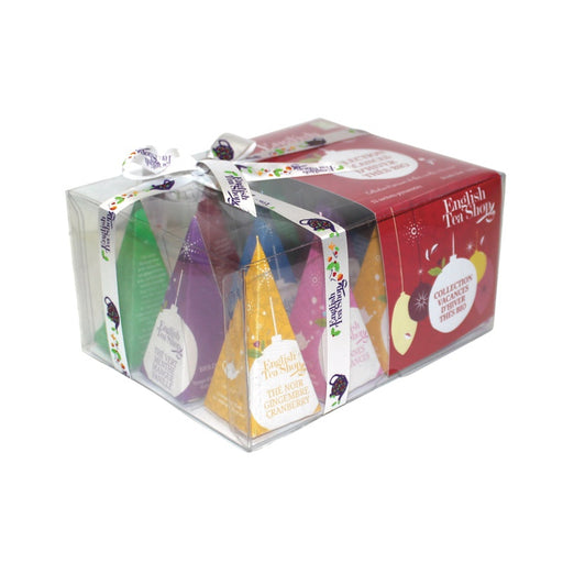 English Tea Shop - Coffret Prisme Collection Vacances d'Hiver de thés bio