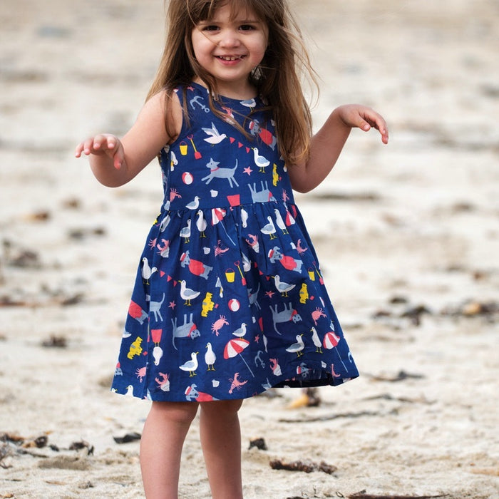 FRUGI - Robe Clara coton bio - Buckets and Spades