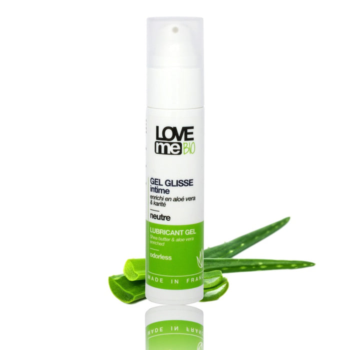 LOVE ME BIO - Gel glisse neutre bio