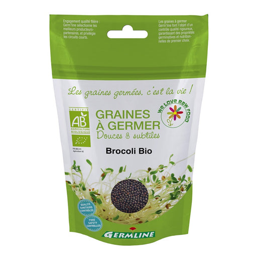 GERMLINE - Graines à germer bio Brocoli