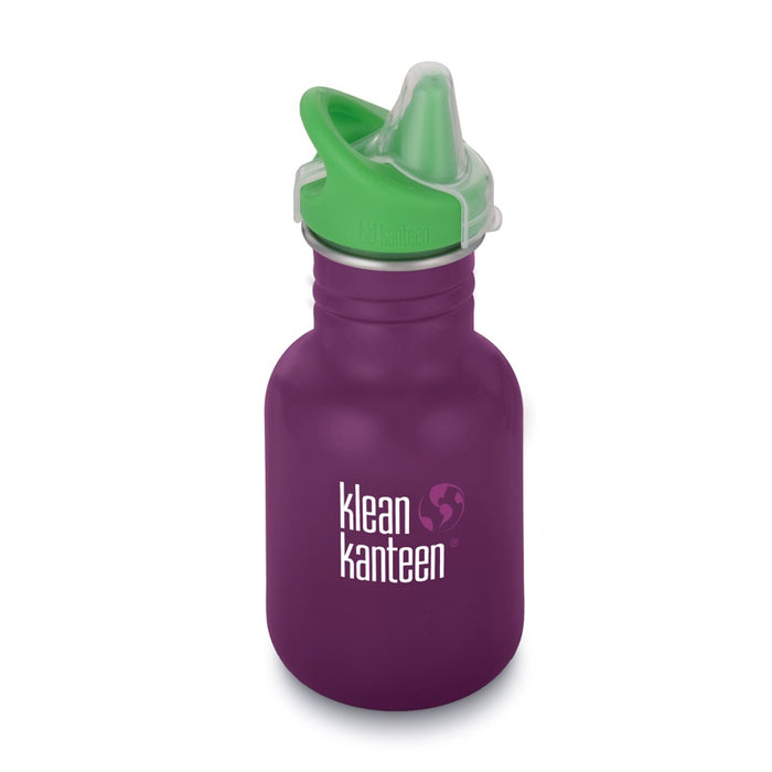 KLEAN KANTEEN - Gourde inox kid bouchon Sippy 355 ml - Winter Plum