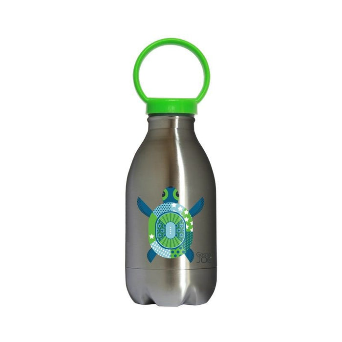 GASPAJOE - Gourde Loopy - Tortue 450 ml