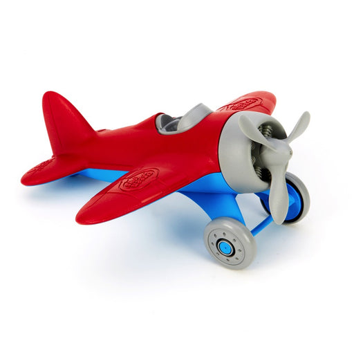 Green Toys - Avion Rouge