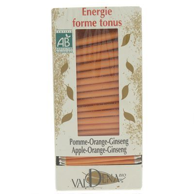 VALDENA - Infusion Pomme Orange Ginseng