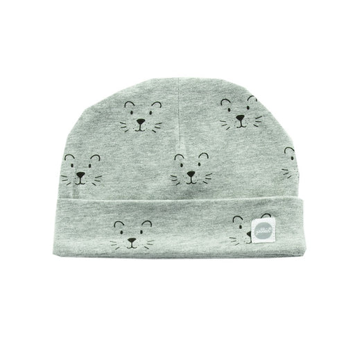 Jollein - Bonnet coton bio - Little lion grey