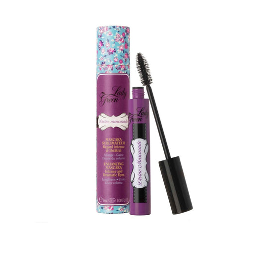 Lady Green - Divine Mascarade Mascara sublimateur Noir bio