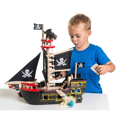 Le Toy Van - Bateau du Pirate Barbarossa