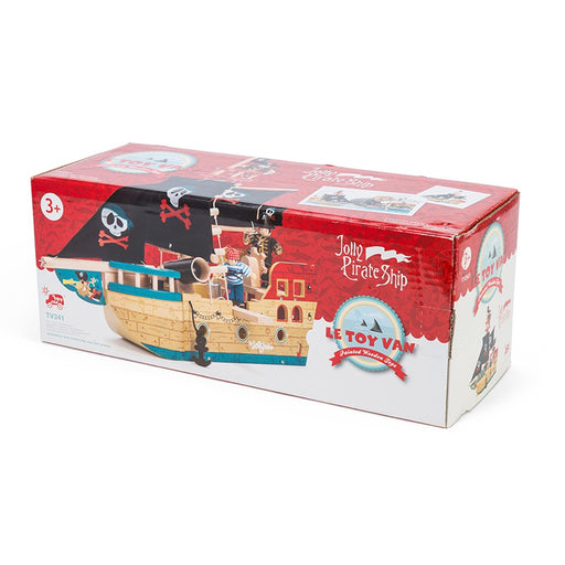 Le Toy Van - Bateau du pirate Jolly