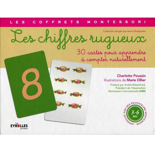 EDITIONS EYROLLES - Les chiffres rugueux