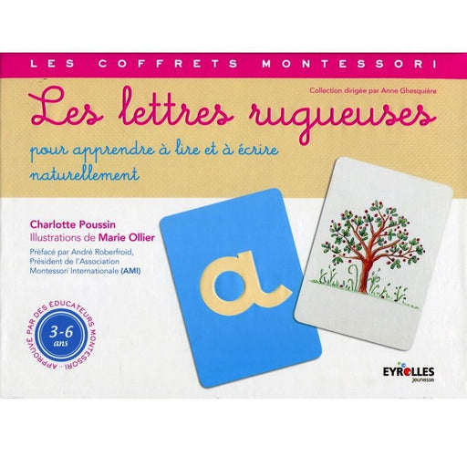 EDITIONS EYROLLES - Les lettres rugueuses