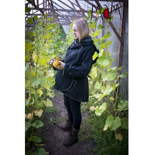 MaM - Manteau de portage MotherHood Blackbird Greenhouse