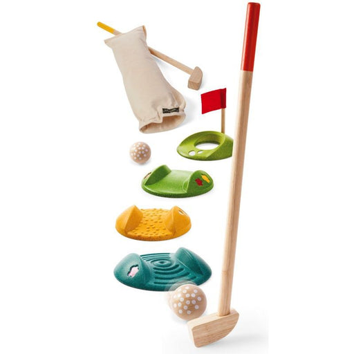 PLANTOYS - Mini Golf double