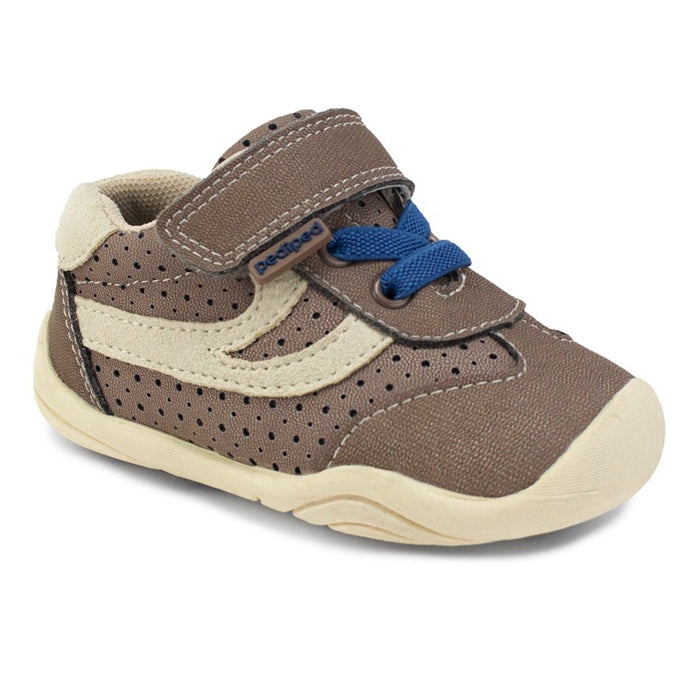 PEDIPED - Chaussures cuir souple Pediped Grip'n'Go Cliff - Taupe