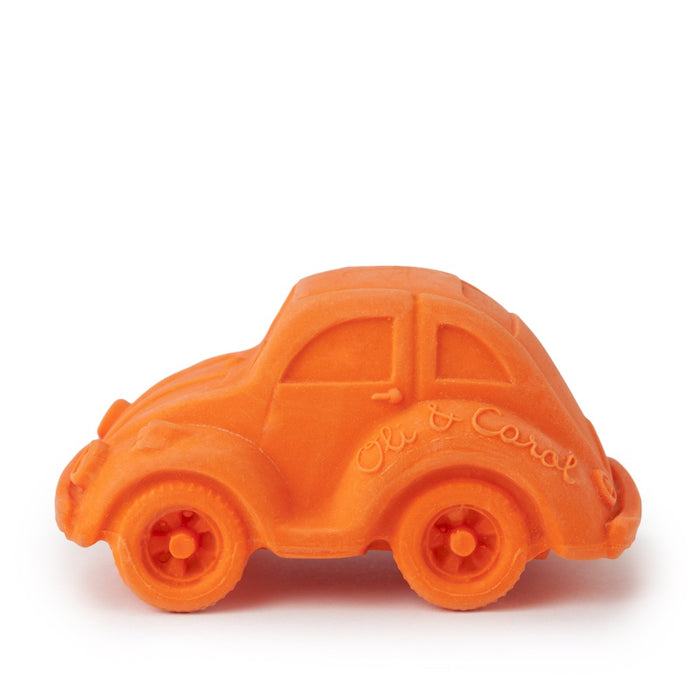 Voiture Oli And Caoutchouc Naturel Coccinelle Carol Orange Petite 9IE2WDYH