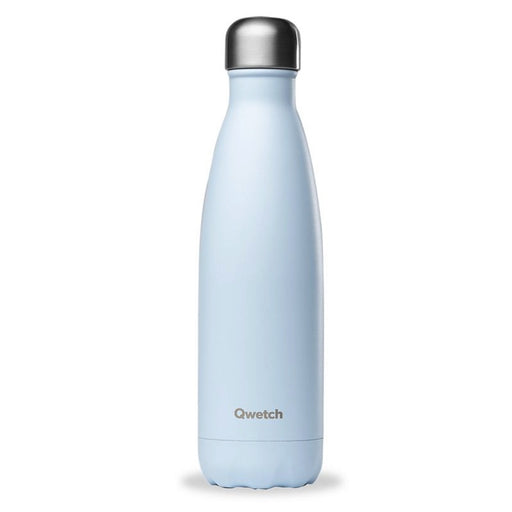QWETCH - Bouteille isotherme 500 ml - Pastel Bleu