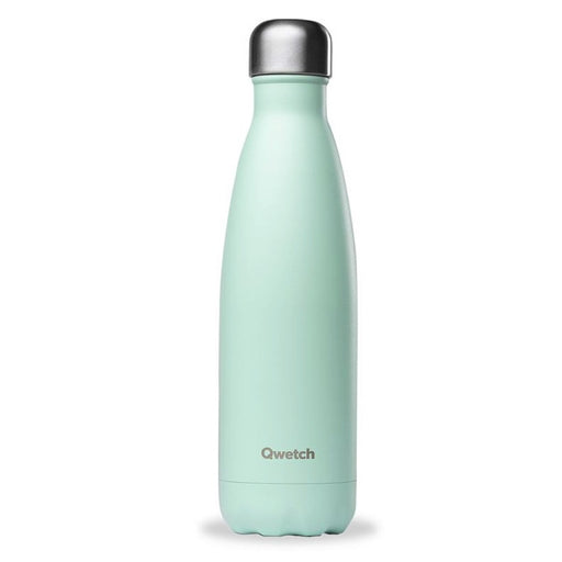 QWETCH - Bouteille isotherme 500 ml - Pastel Vert