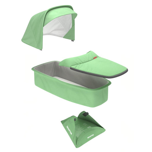 GREENTOM - Set d'habillage Nacelle Carrycot - Menthe