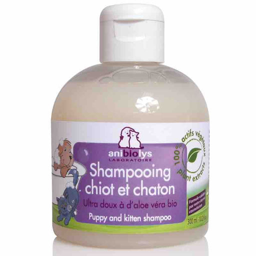 ANIBIOLYS - Shampooing bio pour chiot et chaton