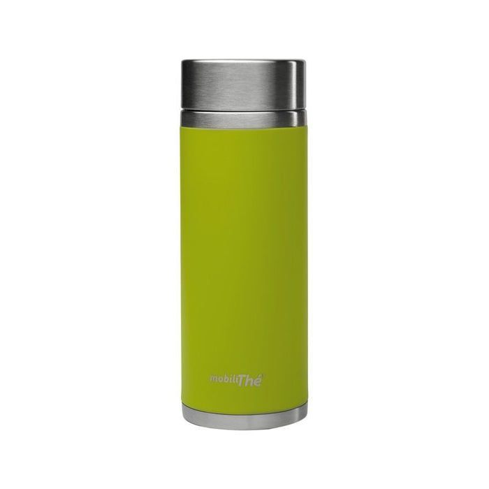 Qwetch - Théière nomade isotherme 300 ml - vert anis