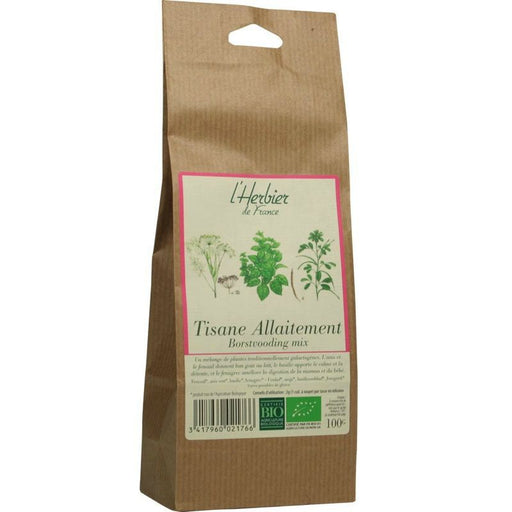 L'HERBIER DE FRANCE - Tisane d'allaitement bio
