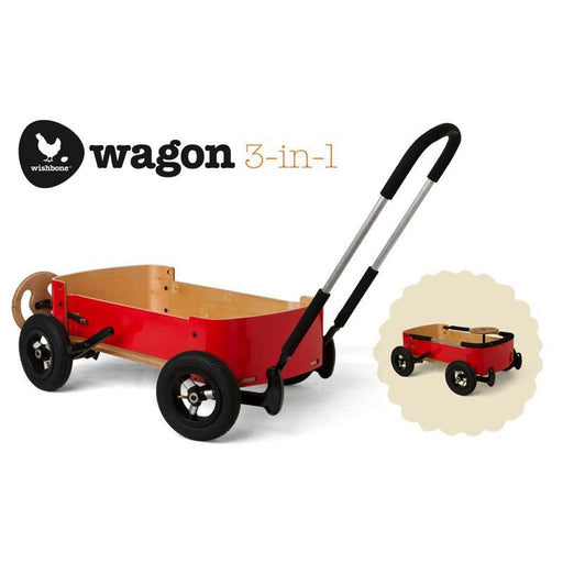 Wishbone - Wagon transformable 3 en 1