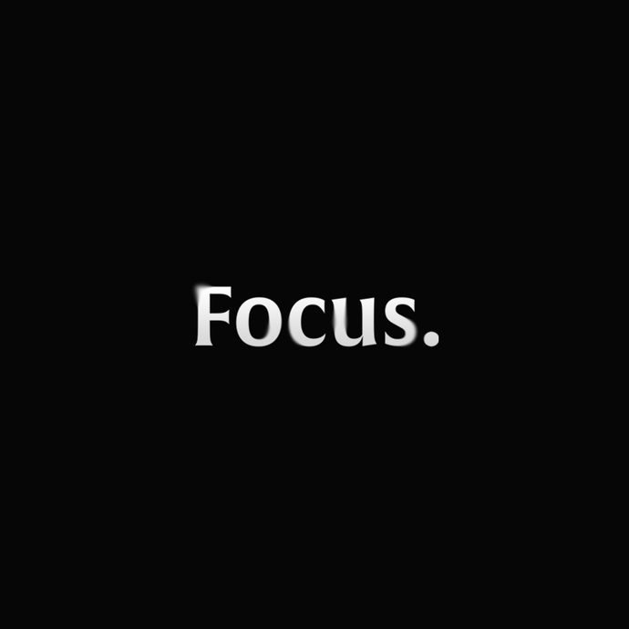 Introducing Focus...