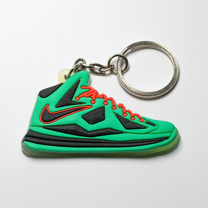 S-Keychain Green n' Red