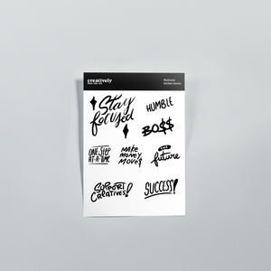 Motivate Sticker Set #1 (SML)